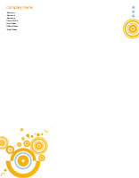 Shapes1 Letterhead